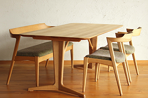 geppo dining table